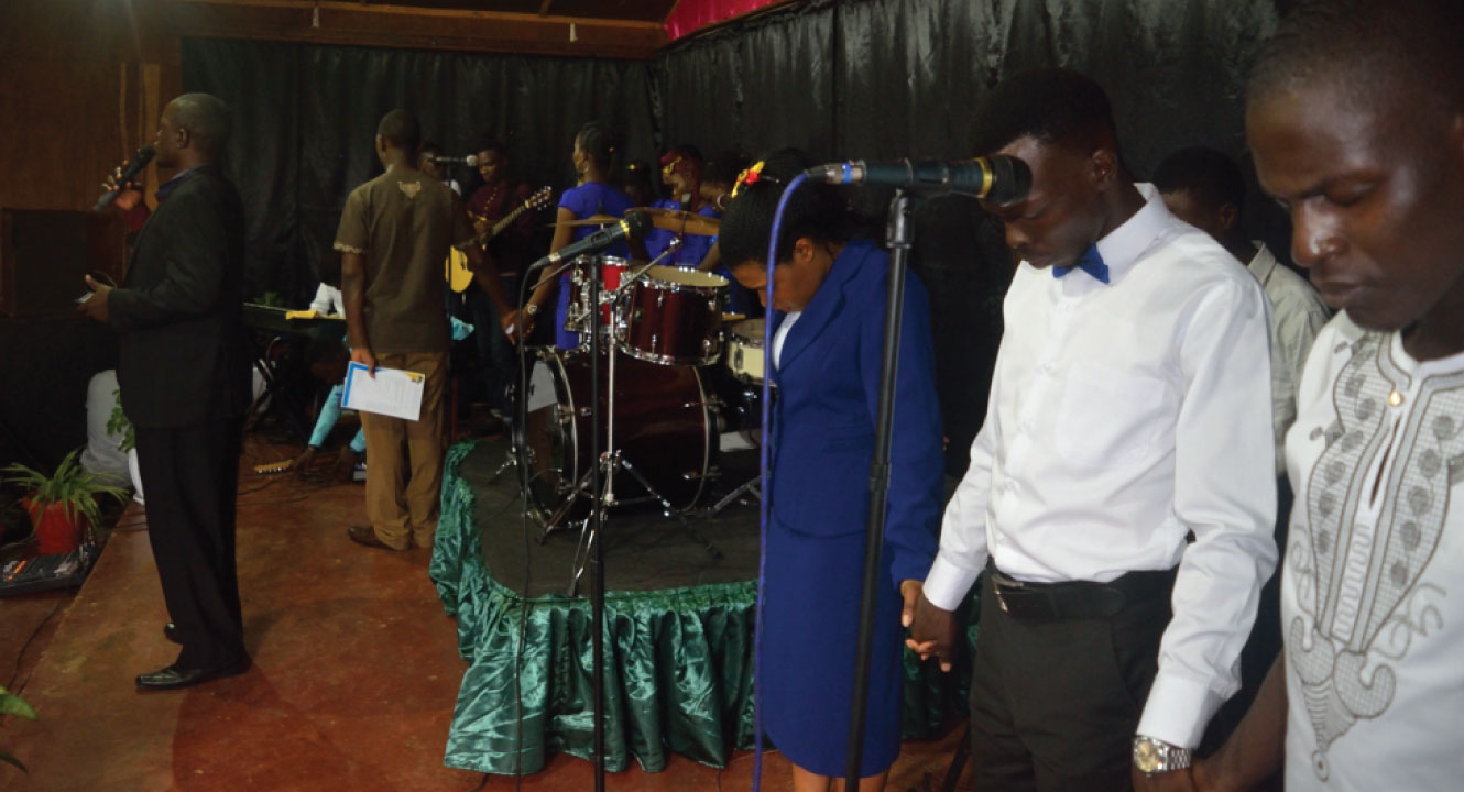 It is Finished Worship experience